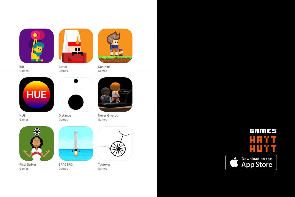 HaytHuyt Games App Store